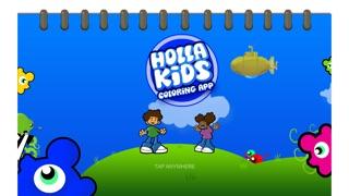 Holla Kids CB Screenshot on iOS
