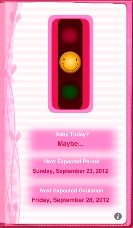 Maybe Baby 2016 Lite - Fertility / Ovulation Diary, Period Tracker, Menstrual Calendar, Pregnancy & Gender Predictor