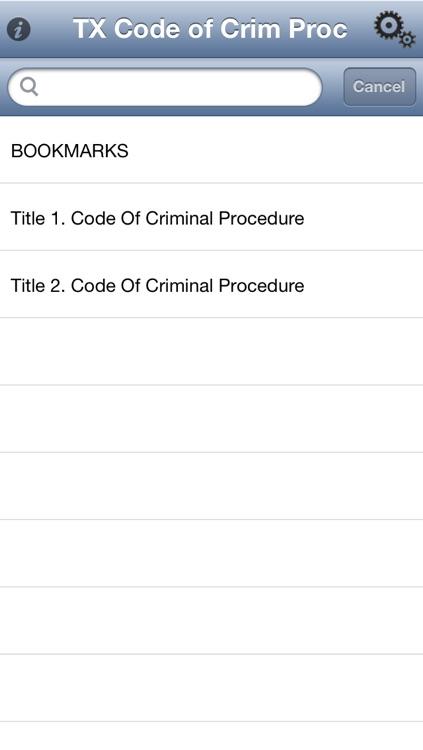 TX Code of Criminal Procedure 2016 - Texas Law