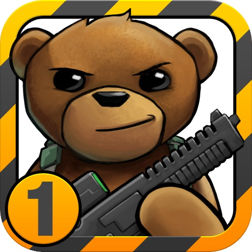 BATTLE BEARS: Zombies!