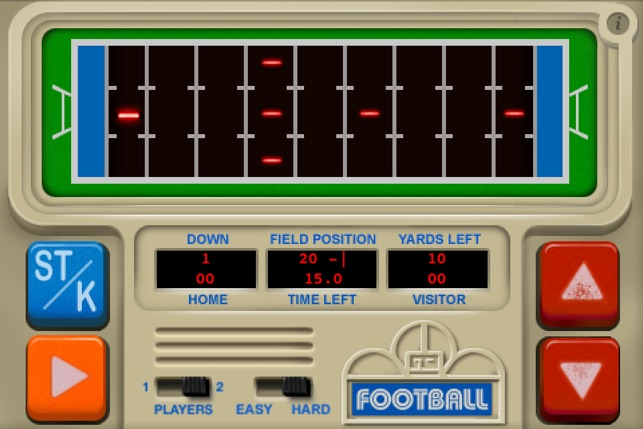 Led Football On The App Store