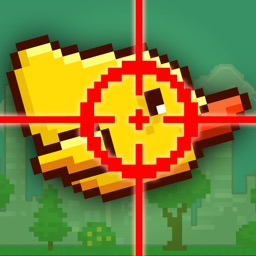 Flappy Duck Sniper Gun Shooter - High Flying Bird Shooting Free