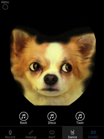 Morfo Screenshot 2