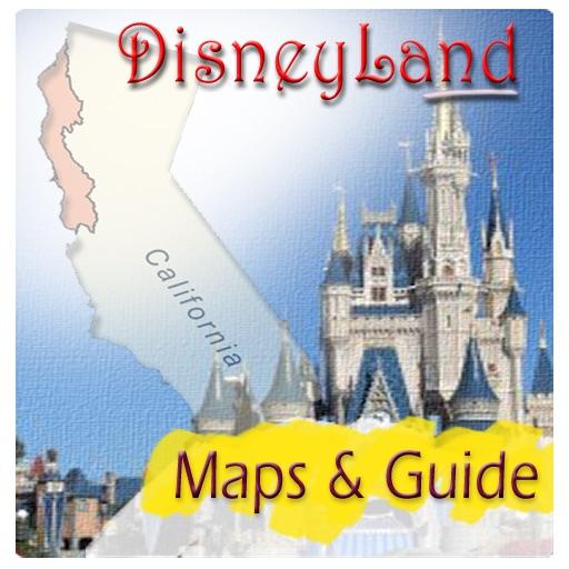 Disneyland California Parks iOS App