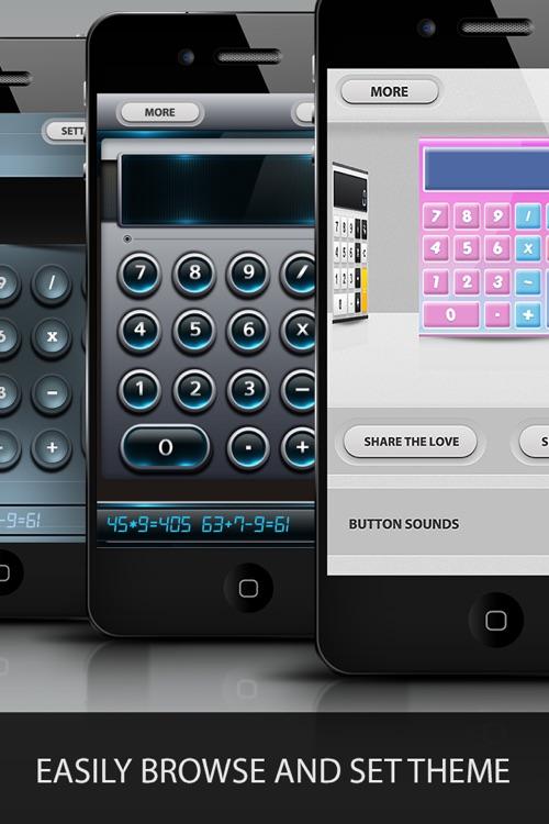 Cool Pocket Calculator PRO screenshot-4
