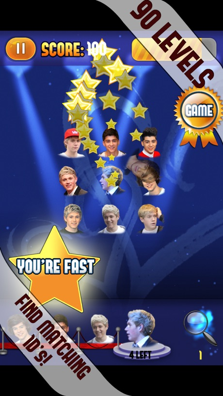 Game for One Direction