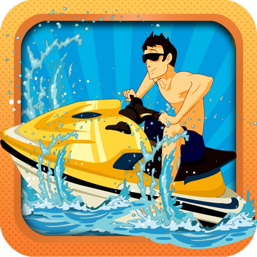 Jet Ski Water Fighter Racing Battle - Boat Driving Rival Race Pro
