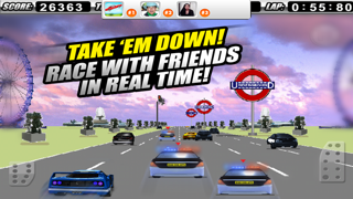 A Cop Chase Car Race 3D PRO 2 - Police Racing Multiplayer Edition HDのおすすめ画像2