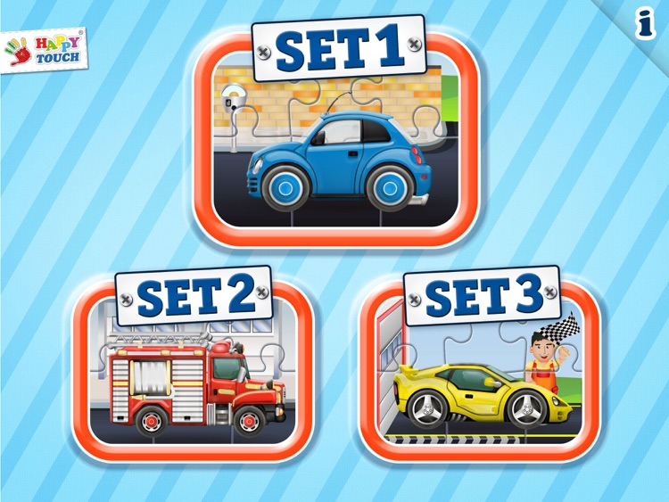Car Puzzles for Kids (by Happy Touch) screenshot-4