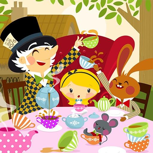 Fairytale Math: Tea Party