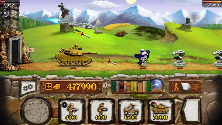 Nuclear Knight - Invasion in time. screenshot-4
