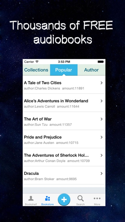 AudioBooks - Classics Audiobook Library For Free, The Ultimate Audiobooks Library In Your Pocket