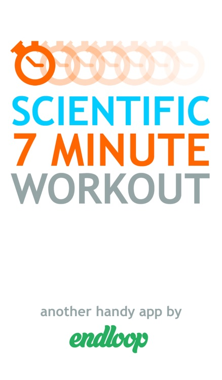 Scientific 7-Minute Workout screenshot-4