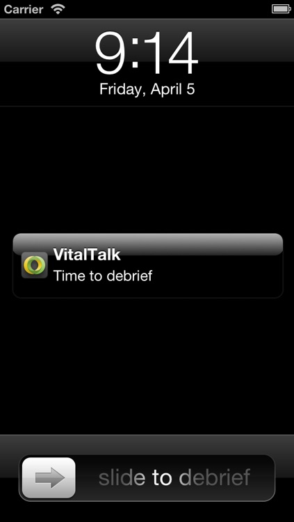 Vital Talk screenshot-4