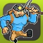 Gold Mine Escape - Dash the Lizard Zombie Lair icon