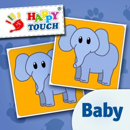 Animal Match - Baby App by HappyTouch®