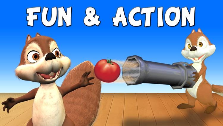 Nut Flow - Funny Squirrel Feed screenshot-3