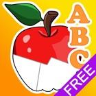 Игра составления картины для обучения детей английскому языку - Free icon
