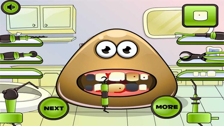 Potato At Dentist