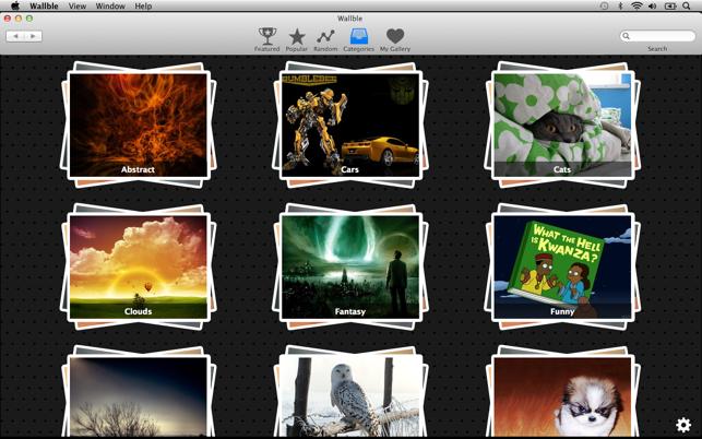 Wallble Hd Wallpapers For Desktop En Mac App Store