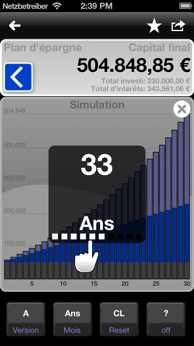 download Calculatrice de prêts et de l'épargne - MarkMoneyPro apps 0