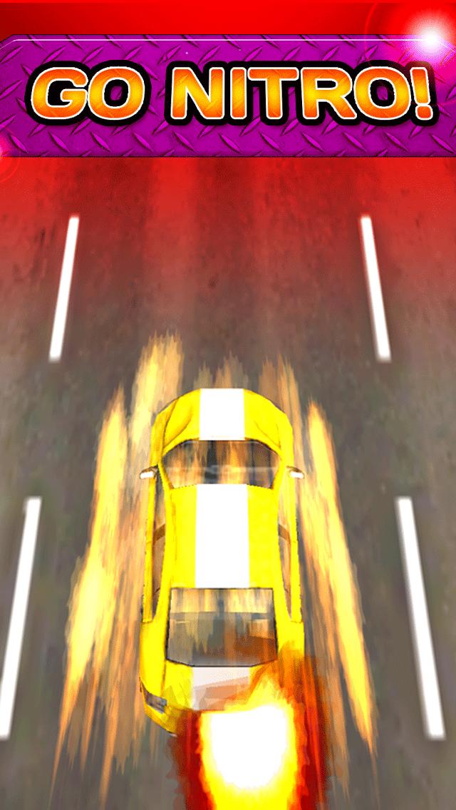 キッズ&ティーンプロのための高速ナイトロスピードゲームで3Dストリート·レースドライビングシミュレータバトルのおすすめ画像3