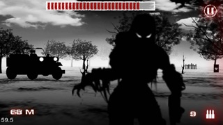 Zombie Run Game screenshot one