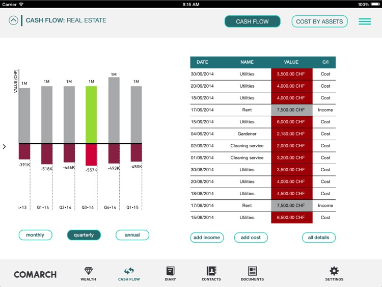 Comarch Wealth Manager screenshot-3