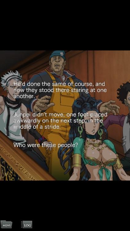 999: The Novel screenshot-4