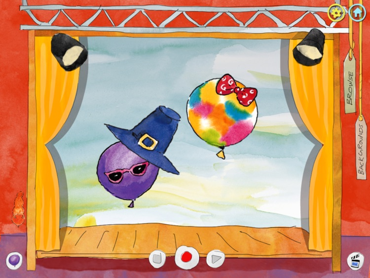 Where Do Balloons Go? An Uplifting Mystery : a creativity-enhancing kid's book by Jamie Lee Curtis (by Auryn Apps) screenshot-3