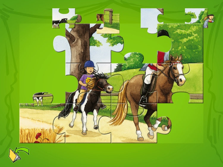 "Pixie Book ""On The Pony Trail"" screenshot-4"
