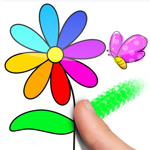 Draw+Coloring Book Pro HD