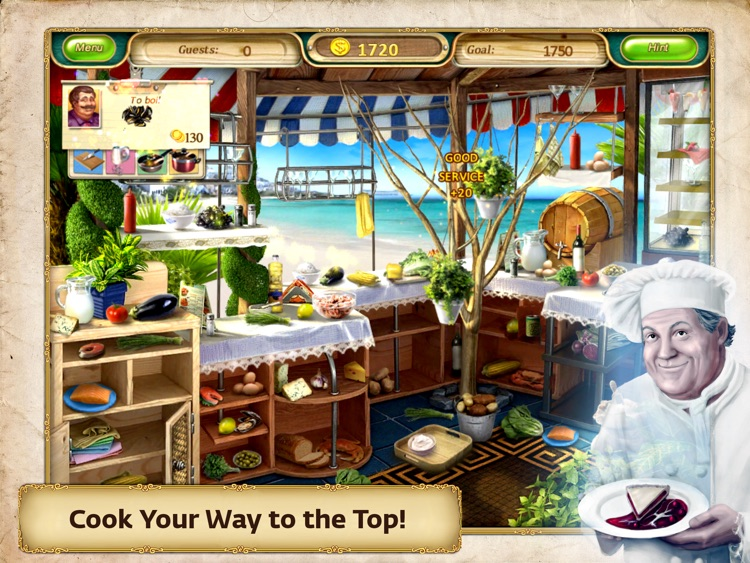 Gourmania 3: Zoo Zoom HD Free screenshot-2