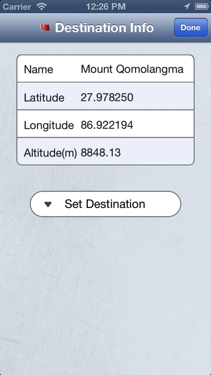 Destination Locator(Free)