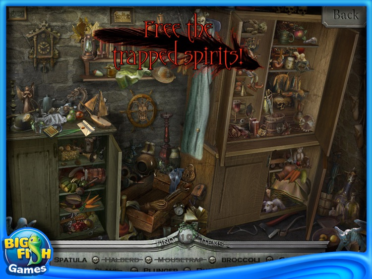 Redemption Cemetery: Curse of the Raven Collector's Edition HD screenshot-4