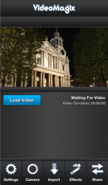 VideoMagix - Video Effects and Movie Editor
