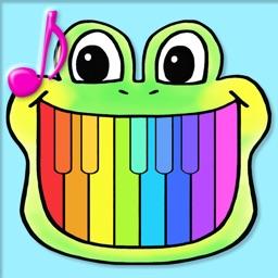Frog Kalimba
