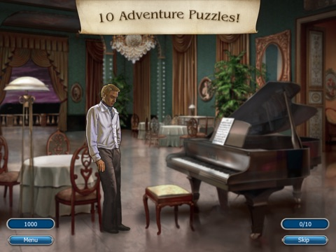The Great Gatsby: Classic Adventures Full Screenshot