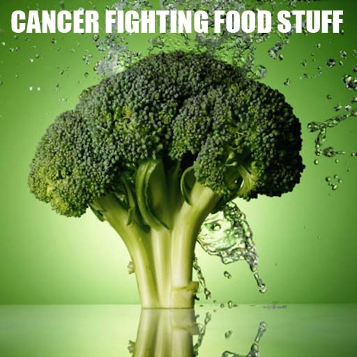 Cancer Fighting Food Stuffs