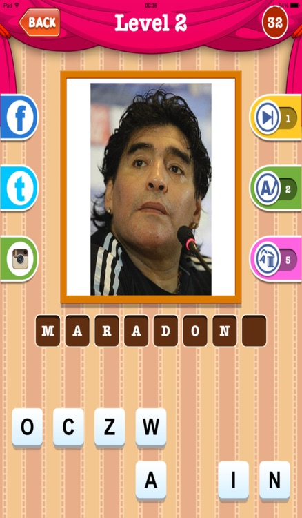 Allo! Guess The Football Player - The Soccer Star Ultimate Fun Free Quiz Game screenshot-3