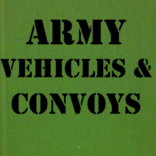 Army Vehicles & Convoys