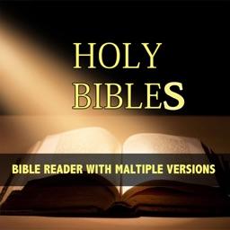 HolyBibles Pro.- KJV, ASV, BBE, DB, DRB, WEB, WB, YLT, Mutiple Versions Inside