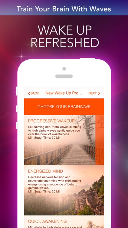 Alarm Clock Sleep Sounds Free: Guided Meditation for Relaxation Cycle, Hypnosis and insomnia