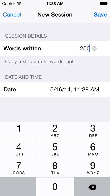 Write on Track screenshot-3