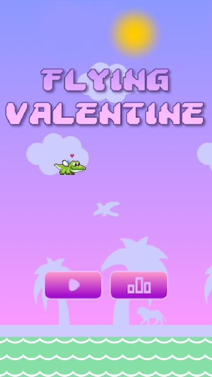 Flying Valentine screenshot-0