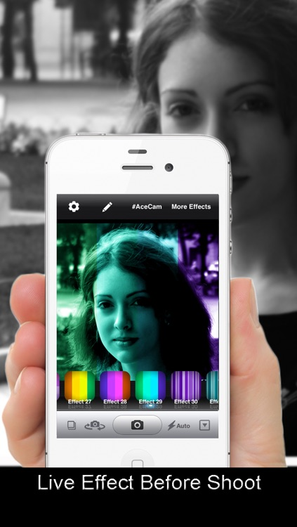 AceCam Stripes Pro - Photo Effect for Instagram screenshot-3