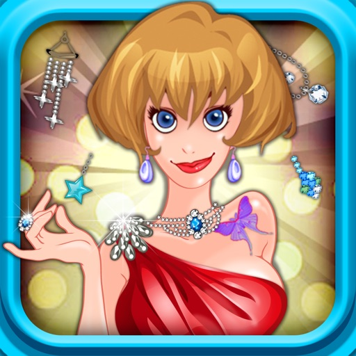Girls Games-Jewelry Maker HD