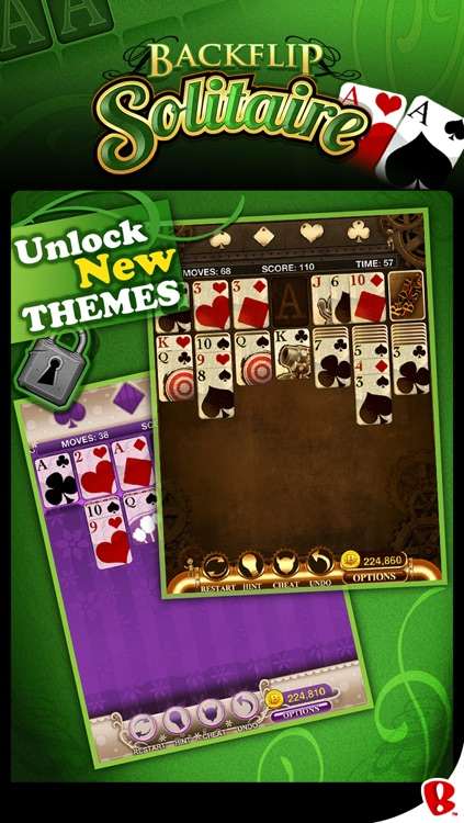 Solitaire by Backflip screenshot-4