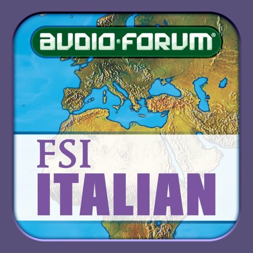 Italian Phonology - by Audio-Forum / Foreign Service Institute
