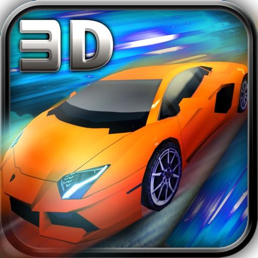 3D Street Racing - Гонки Быстрые автомобили, как Lamborghini, Bugatti, Mercedes Бесплатные игры Racer